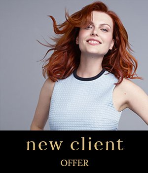 new client offer at Stone Hairdressing, Canterbury
