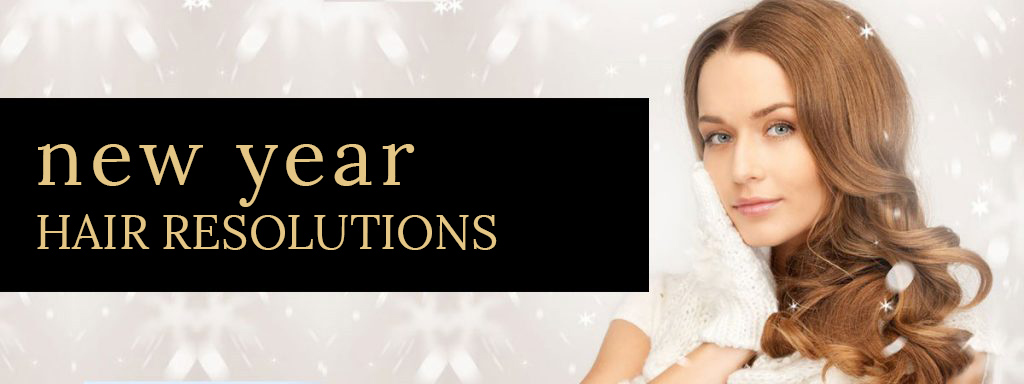 New Year Hair Resolutions at Stone Hairdressing, Canterbury
