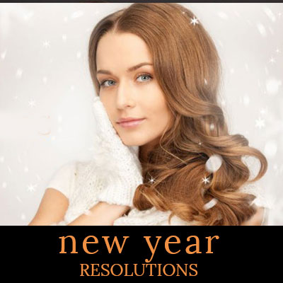 new year hair resolutions