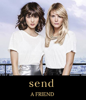 send A FRIEND at Stone Hairdressing, Canterbury