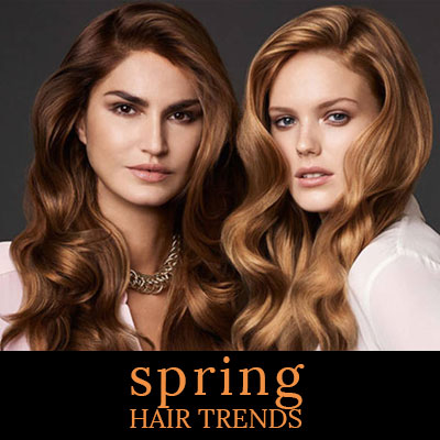 Spring Hair Colour Trends 2018