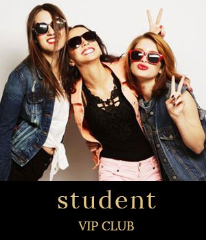 join the student VIP club