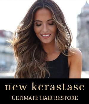 new Kerastase 'ultimate hair restore' – for healthy, strong summer hair