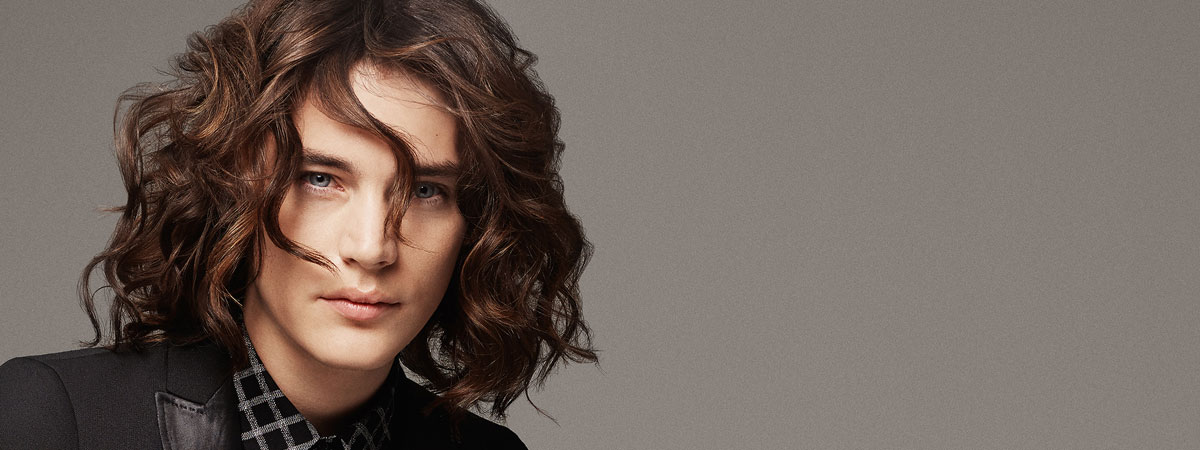 mid length hair, hair trends, men's hair trends, stone hairdressing, Canterbury and Kings Hill