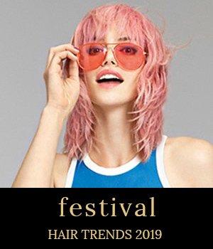 festival hair trends 2019