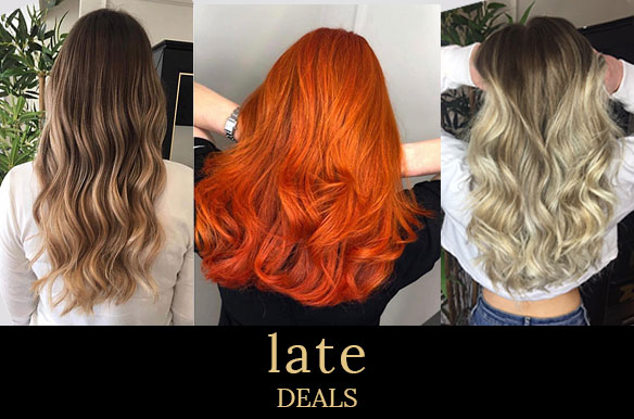 late deals at Stone Hairdressing, Canterbury