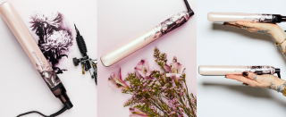 new ghd 'ink on pink collection' now available in salon!