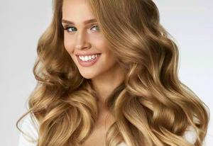 Honey Hair Colour