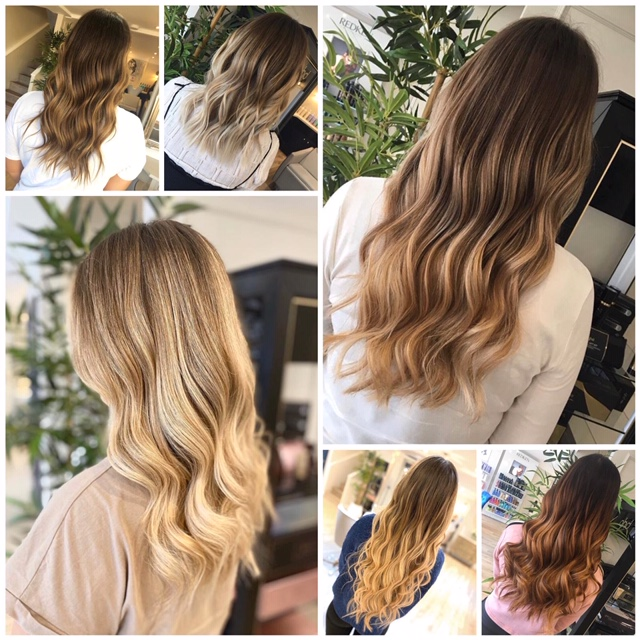 best balayage salons kent canterbury and kings hill