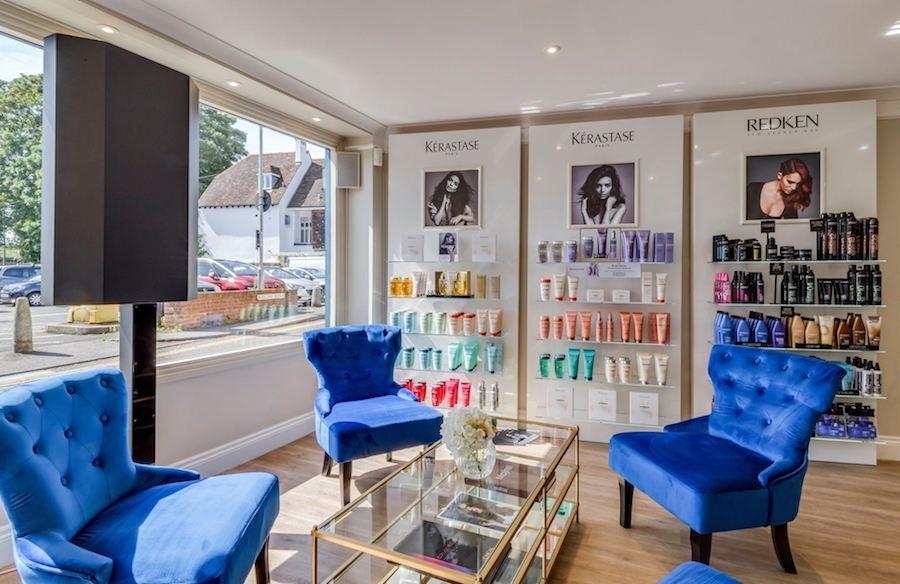 free hair salon consultations kent