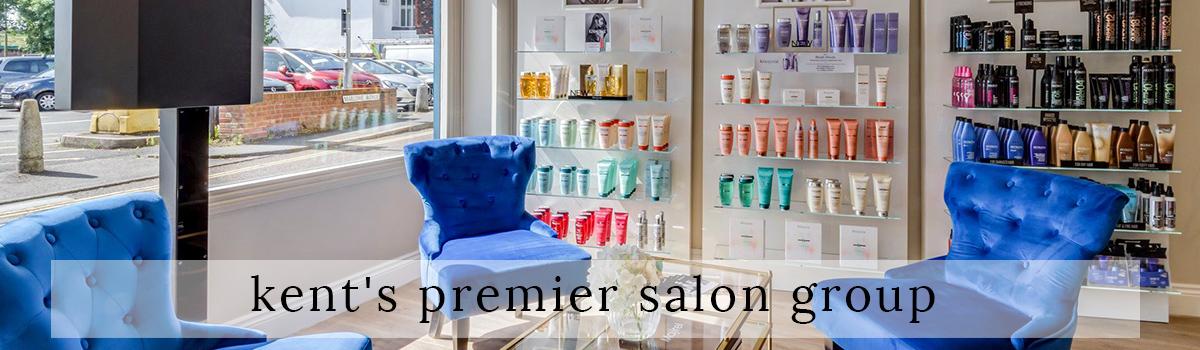 kents premier salon group banner