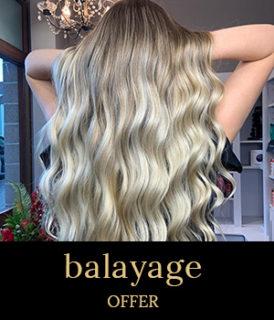 balayage offer