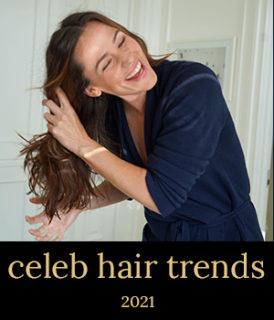 Celebrity hair trends