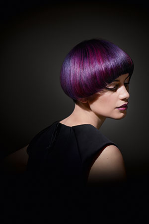Hair colour at stone hairdressing salons in Canterbury & Kings Hill