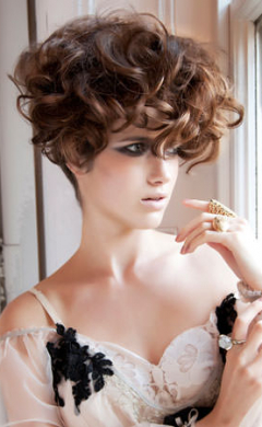 Party hair ideas at stone hair salons in Canterbury & Kings Hill