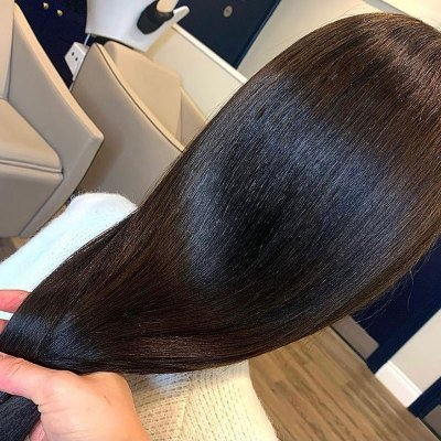 Hair Smoothing  at stone hairdressing salons in Canterbury & Kings Hill