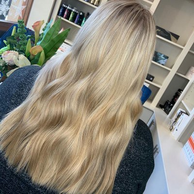 Hair Extensions at stone hairdressing salons in Canterbury & Kings Hill