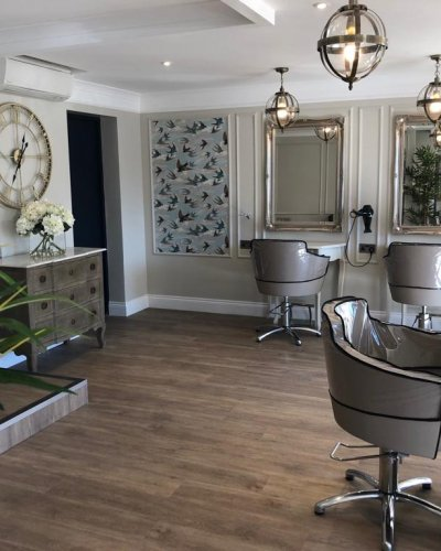stone hairdressing, top hair salon in canterbury, salon refurbishment