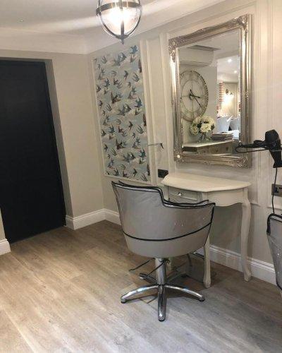 stone hairdressing, top hair salon in canterbury, salon refurbishment